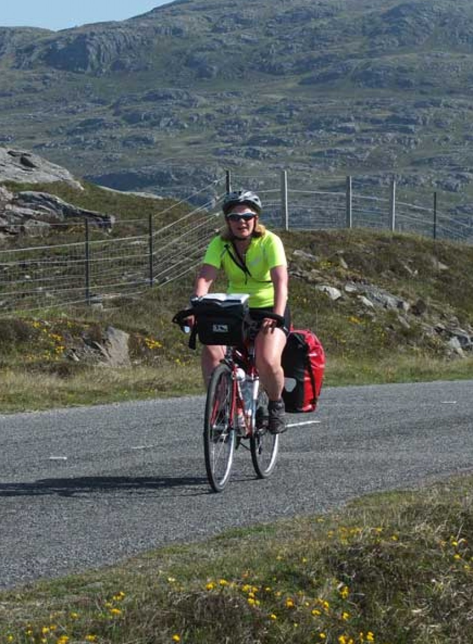 Gayle in the Hebrides