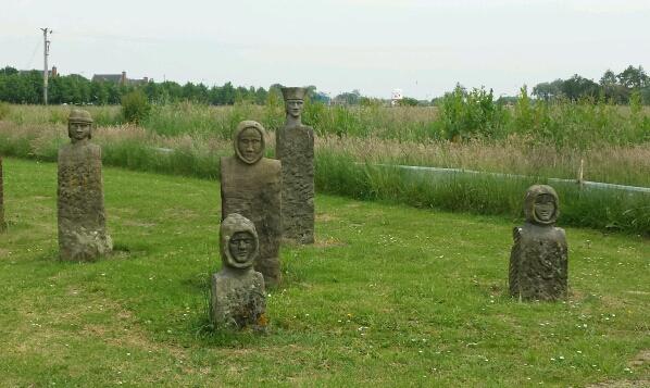 Sustrans sculpture