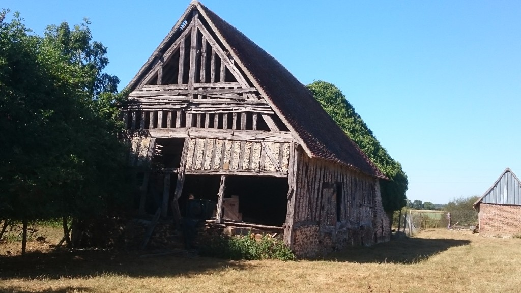 Barn, restoration project anyone?